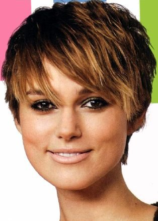 Short Haircuts  Face on Black Women Short Hairstyles  Short Haircuts For Round Faces