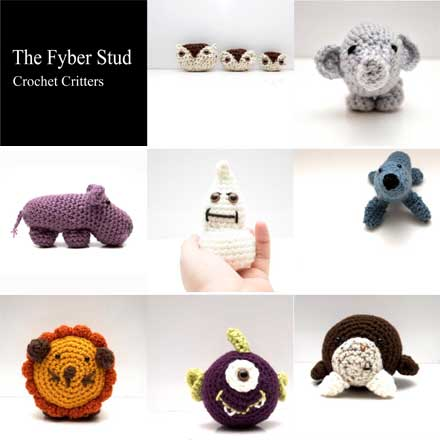 Save 83% on crochet animal toys - offer expires 9/16/2011