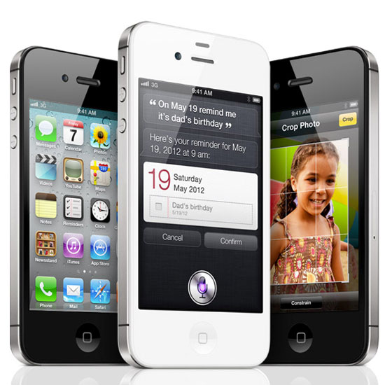 iPhone 4S Pictures and Features